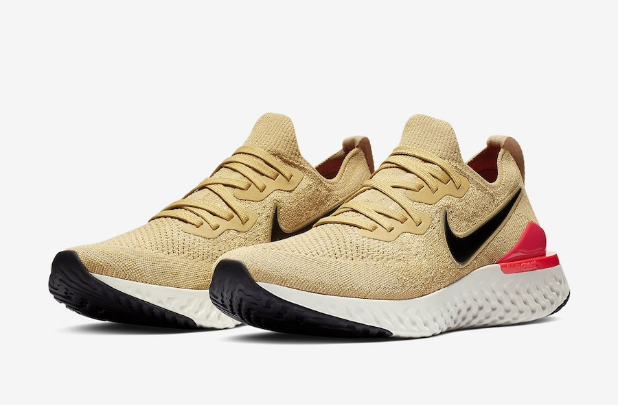 cf07b23dd5e7 Nike Epic React Flyknit 2