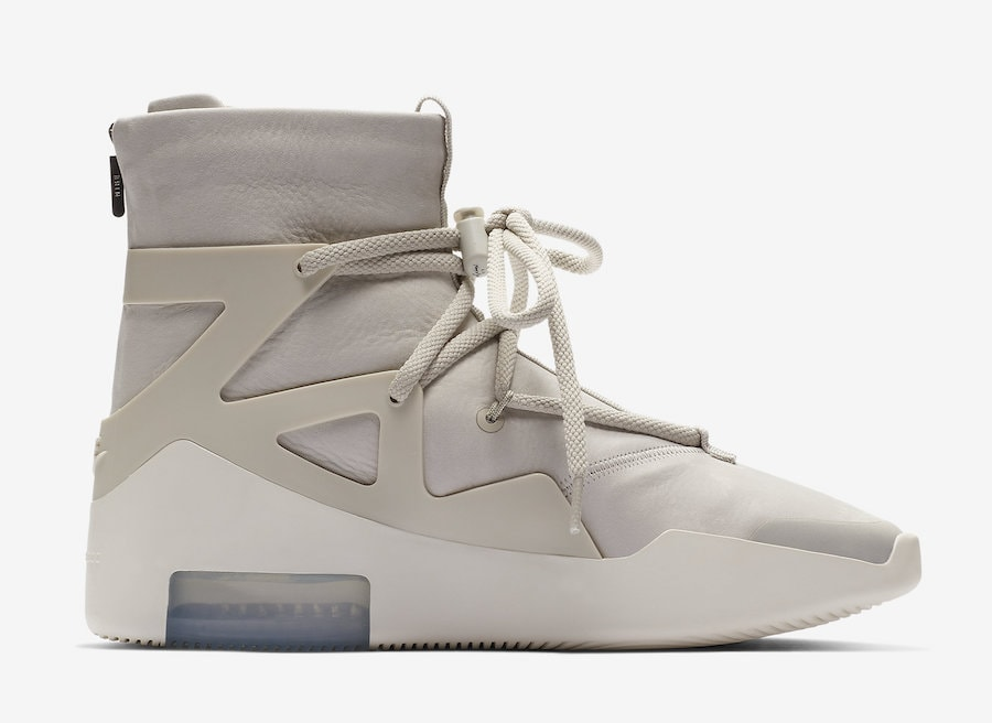 363e2ffc810 Fear of God Nike Air FOG 1 High Release Info - JustFreshKicks