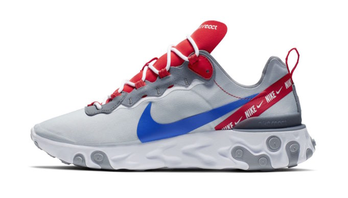 406b1b1580214 Nike React Element 55. Release Date  Coming Soon Price  130
