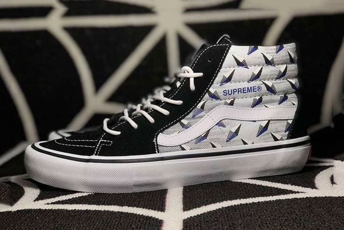 7285d0fbba Supreme and Vans go together like peanut butter   jelly. With Supreme  gearing up for their 25th anniversary this year