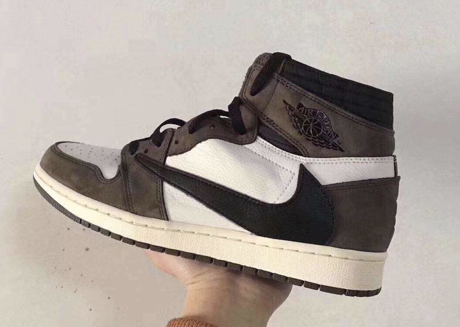 "new styles 7c2ab 648e5 The post Take a Closer Look at the Travis Scott x Air Jordan 1 High ""Cactus  Jack"" appeared first on JustFreshKicks."