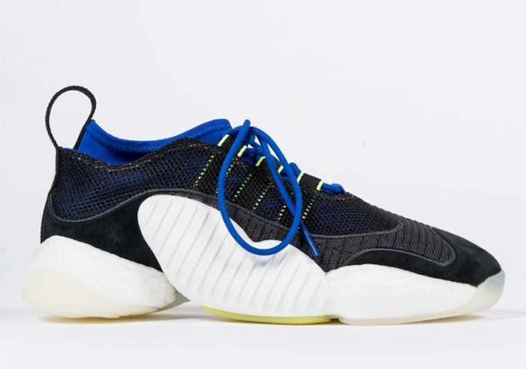 """best loved 55244 2ee42 adidas Crazy BYW LVL 2 Coming in """"Royal Blue"""" Next Month"""