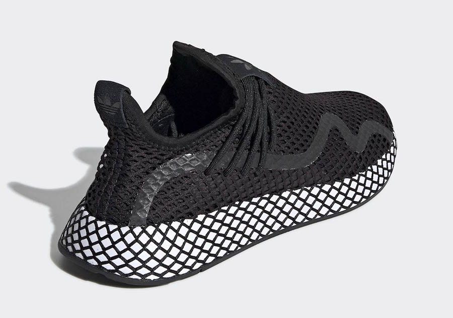 2cf015dfa41a0 adidas Deerupt S Black First Look - JustFreshKicks