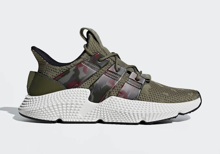 factory price 61d16 69bd7 The adidas Prophere is still finding its place in the brand s Originals  catalog. The chunky silhouette, debuted in 2018, has taken a noticeable  absence ...