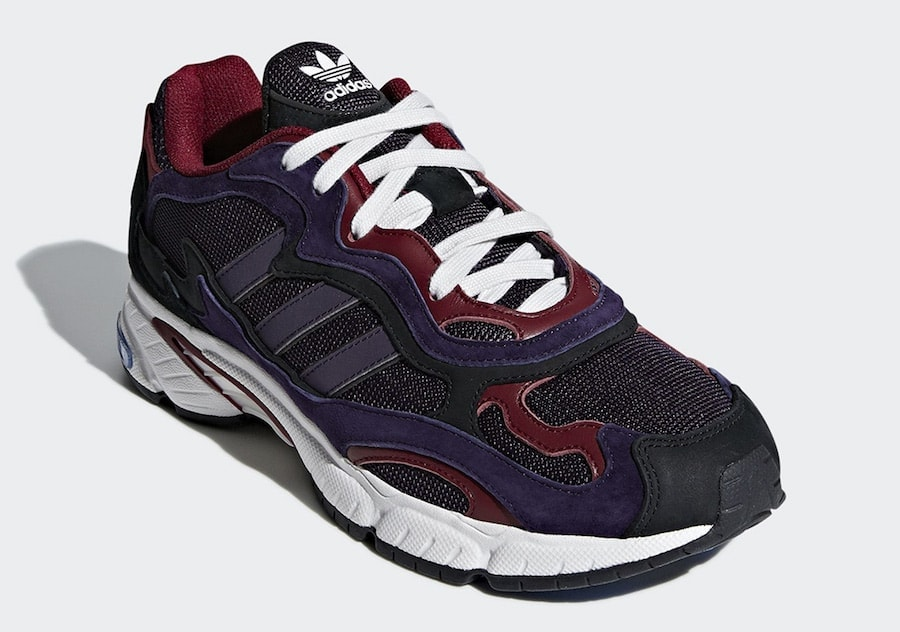 2d36c10589548 adidas Temper Run Purple   Maroon First Look - JustFreshKicks