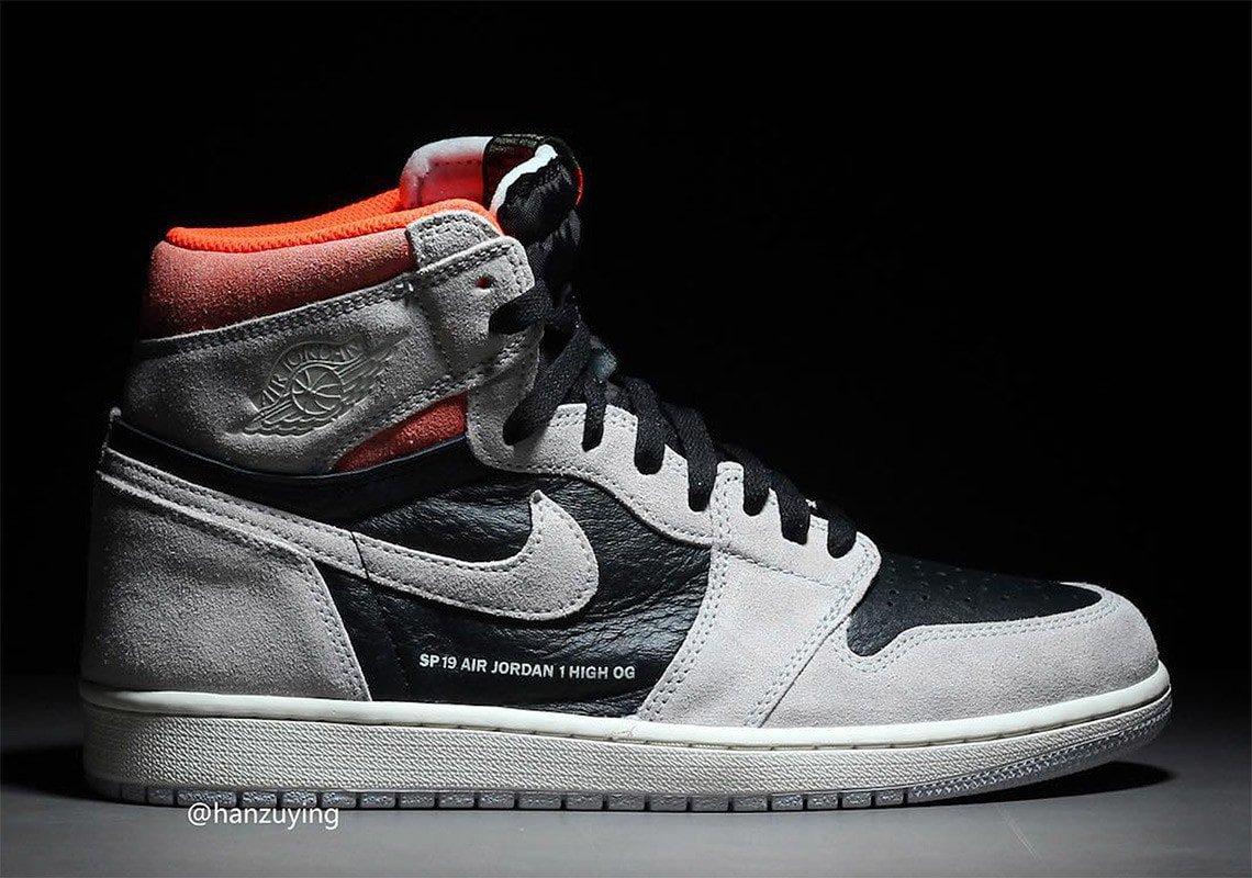 1a0d769884a Release Date Details. Air Jordan 1 Retro High OG Color  Neutral Grey Hyper  Crimson-White-Black ...