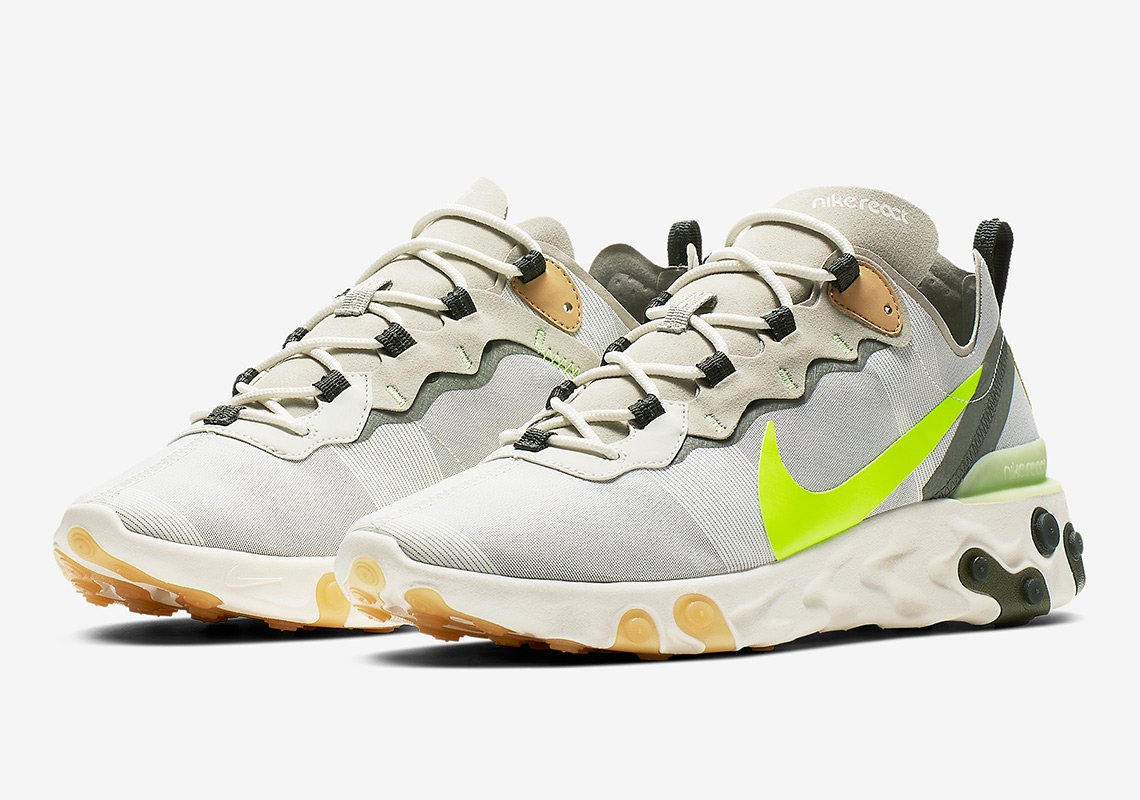 new product e36d9 1d547 Nike s React technology isn t even a year old and already it s made a  respectable name for itself. With a handful of models readily available, ...