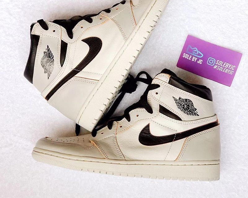 differently ccd93 39012 The Air Jordan 1 High is the greatest crossover sneaker in history.  Starting on the basketball court before making its way into football and  baseball in ...