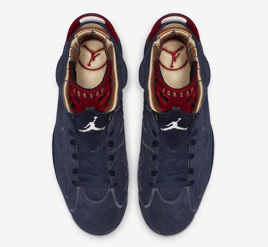 b4244929a53be4 Air Jordan 6 Doernbecher Reissue Release Info - JustFreshKicks