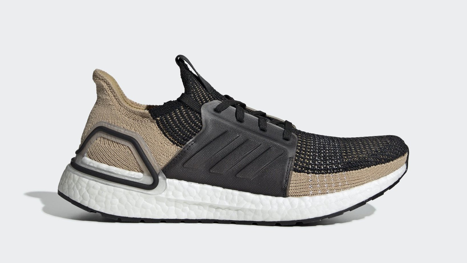 "low priced 0d0c9 0f012 adidas Ultra Boost 19 ""Clear Brown"" Clear BrownFtwr WhiteShock Red  February 21, 2019"