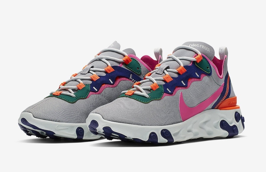 cheap for discount 0fc11 eec22 Nike s Element series is beginning to heat up. While the flagship Element  87 model is racking up sneaker of the year titles, the easier-to-find Element  55 ...