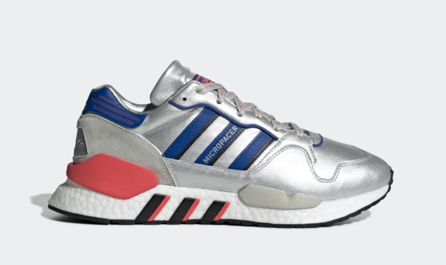new arrivals c5ac1 405ab The adidas Never Made collection is back. After an initial release late  last year, the series of hybrid classics is back in one of adidas most  recognizable ...