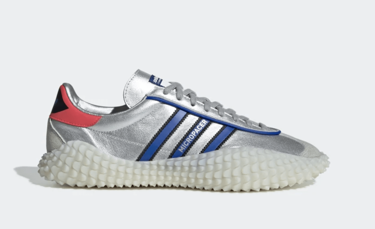 online retailer f2ac2 263f5 adidas ZX930 x EQT Release Date February 23rd, 2019. Price 170. Color  Silver MetallicPowder BlueShock Red Style Code EF5558