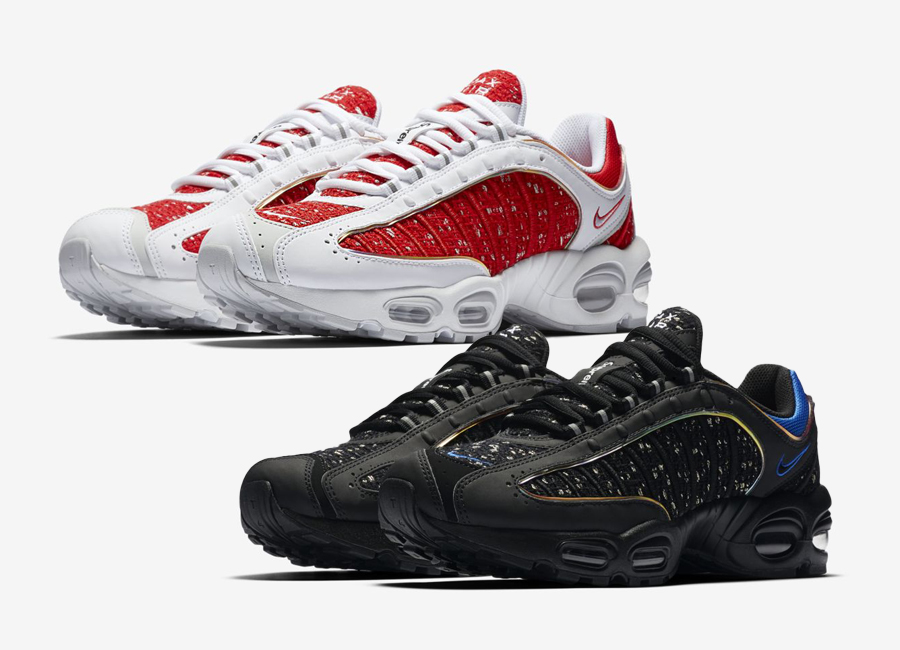 purchase cheap 6f814 b91e3 Supreme  Nike Celebrate the Brands 25th Anniversary With the Air Tailwind  4