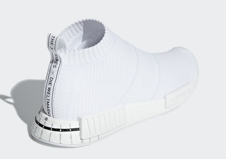 460bc3969a1 The adidas NMD is constantly receiving new makeovers. Last month