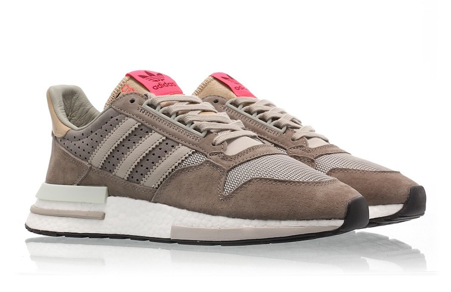 0d90068da576e adidas has spent the last few years updating some of their classic sneakers  with Boost technology. The latest silhouette to take on the beaded foam  comes ...