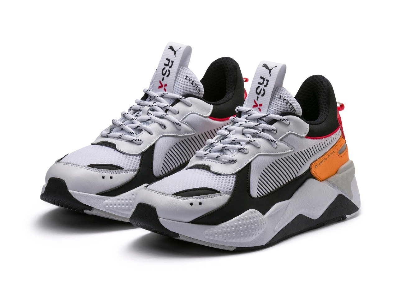 """uk availability 14a71 eb026 PUMA Celebrates The Convergence of Music and Sneakers With the RS-X """"Tracks"""""""