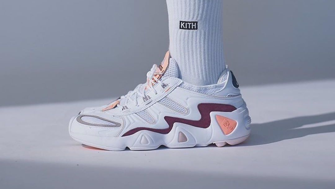wholesale dealer 6542e 8e1fd The adidas Salvation is back. After an initial debut with adidas  Consortium s ode to the Torsion bar, Ronnie Fieg has unveiled his own  special collaboration ...