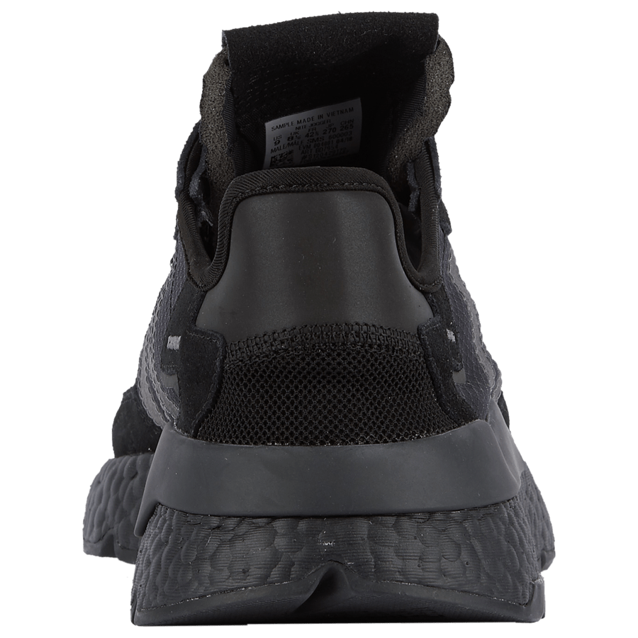 "The post adidas Steps Into The Darkest Night With New ""Triple Black"" Nite  Jogger appeared first on JustFreshKicks. 1cdbf8169"