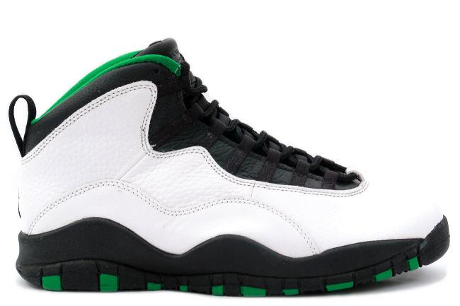 "size 40 6d441 f00fb The Air Jordan 10 City Series Continues This Fall With the ""Sonics"" Colorway"