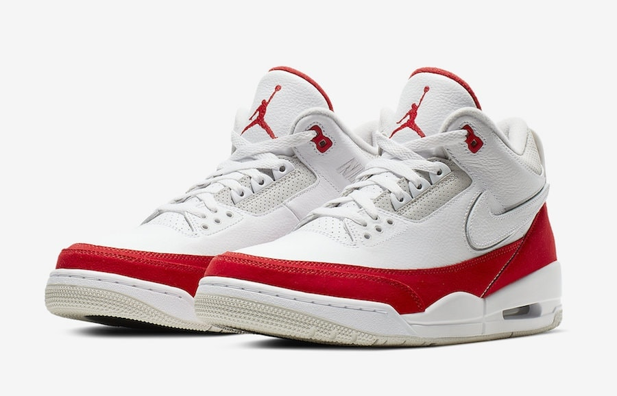 best service cc7da fbe4f Tinker Hatfield s original sketch of the Air Jordan 3 came ot life last  year with the addition of a huge Swoosh to the outer side.