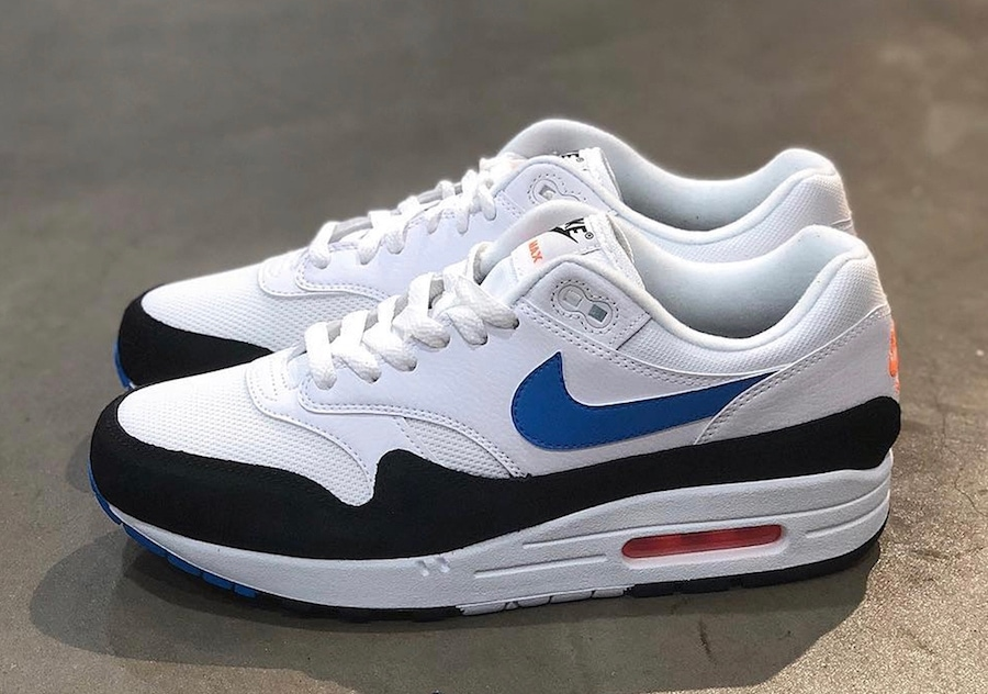 The Timeless Nike Air Max 1 Gets a Fresh New