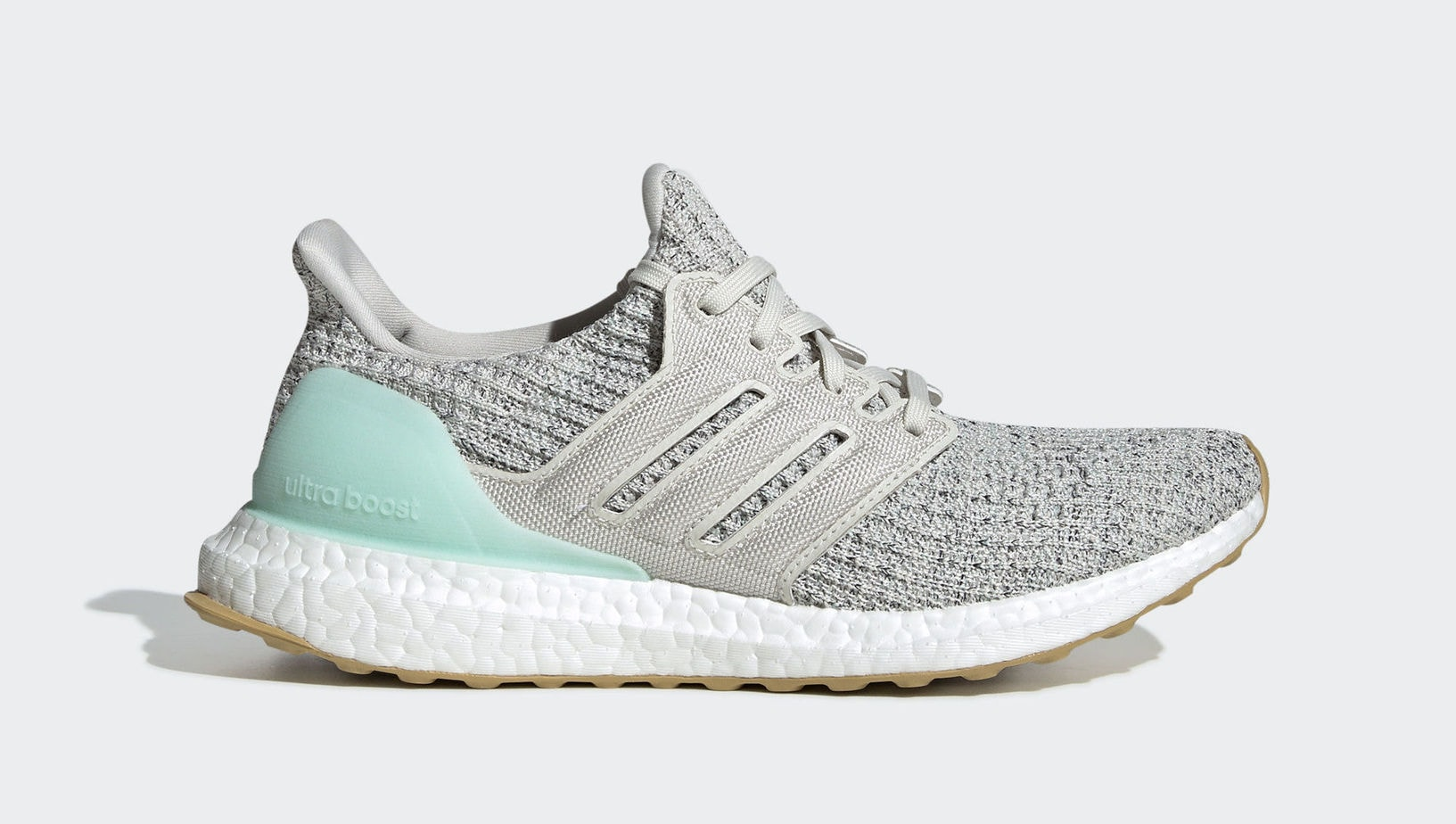 "adidas Ultra Boost 4.0 ""Mint Carbon"" Clear Mint Raw White Carbon March 7 6915cbcaf"