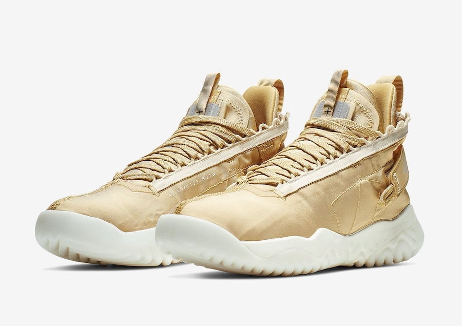 ec7d0b87b630b Jordan has been testing the waters with new utility silhouettes and there  looks to be a new lavish colorway on the horizon. The Jordon Proto React is  set to ...