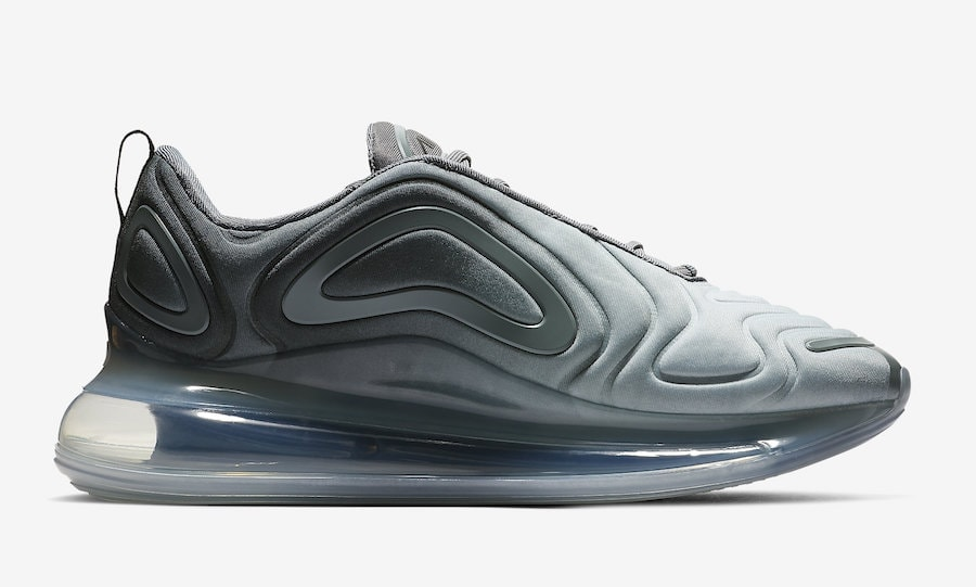 quality design 08dfa a037a Release Date Details. Nike Air Max 720 Color  Cool Grey Black-Wolf ...
