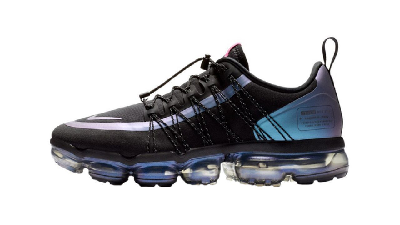 30c659686a4d1 Release Date Details. Nike Air VaporMax Run Utility Color  Black Laser  Fuchsia-Anthracite ...