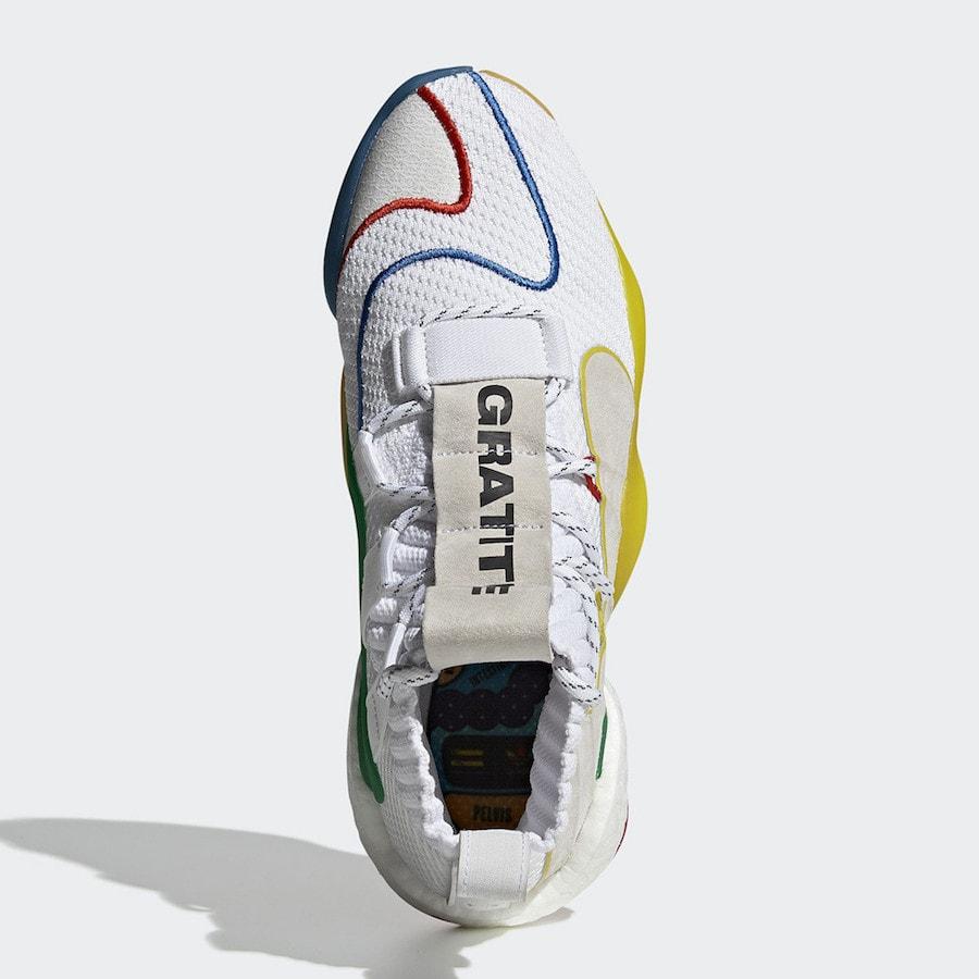 f6297ad4265b5 Pharrell x adidas Crazy BYW X