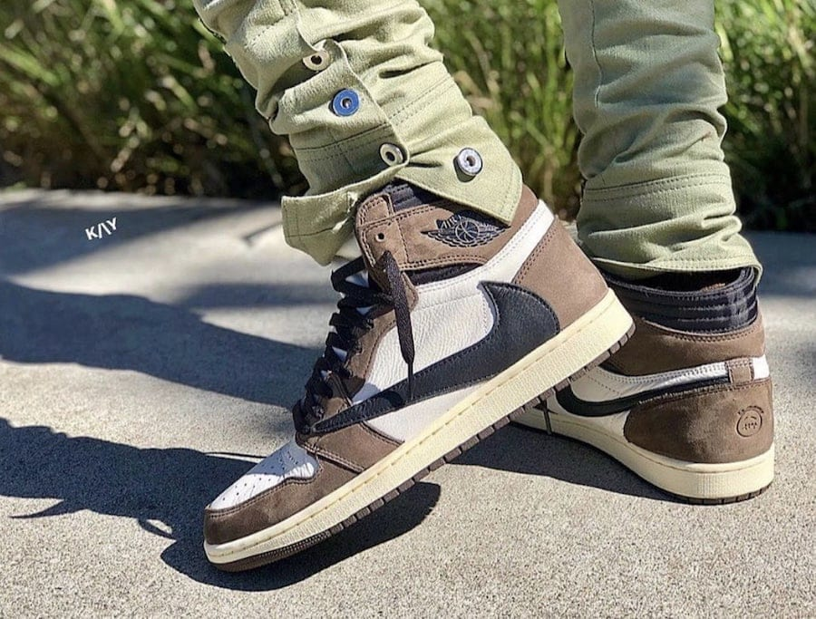 50633bafb814 Travis Scott x Air Jordan 1