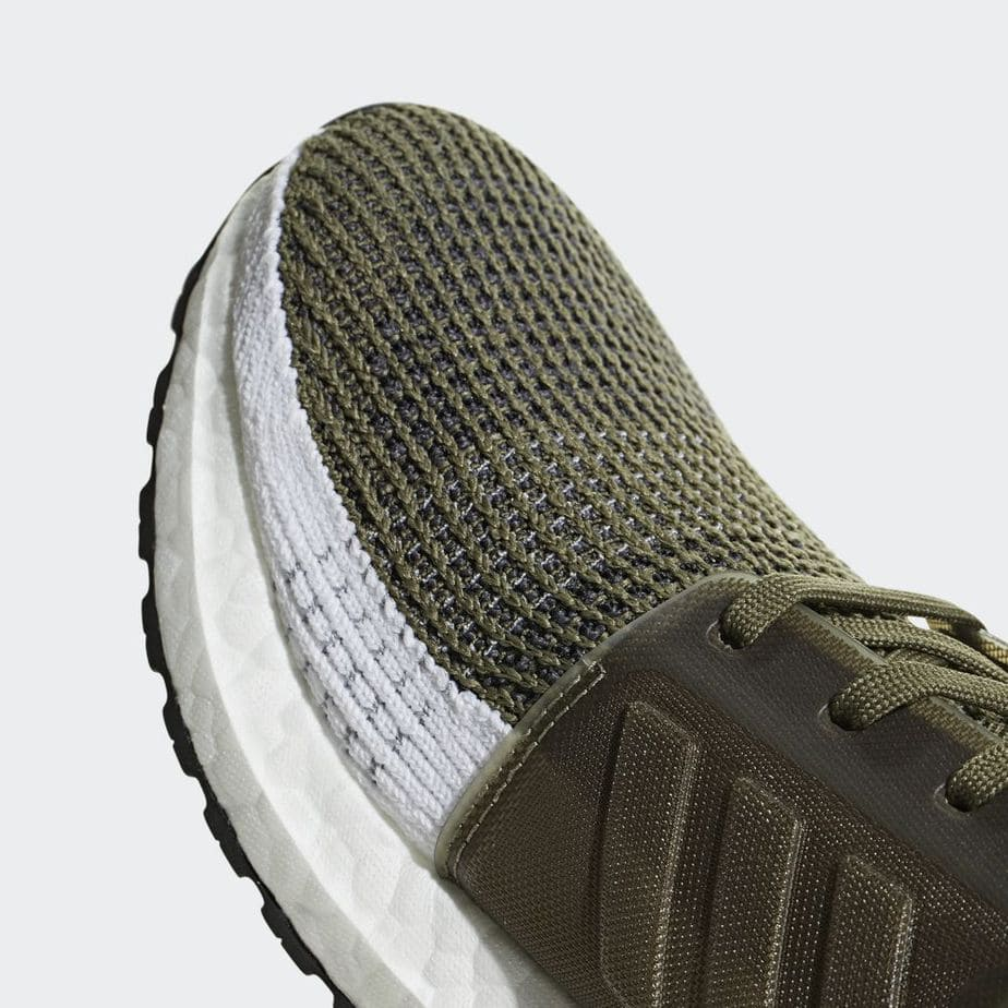 8040f10448d72 The post adidas  Ultra Boost 2019 Launches in Ice Mint   Raw Khaki This  Month appeared first on JustFreshKicks.