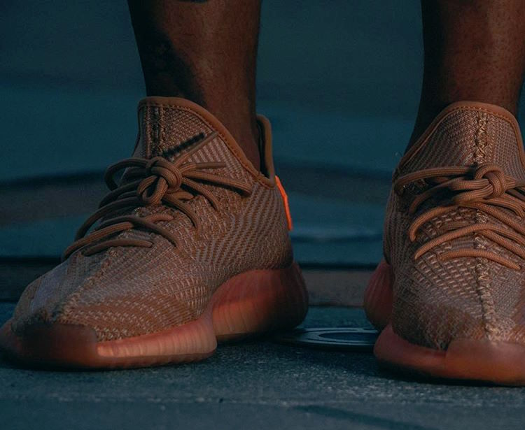 """9faf793c4a4 ... adidas Yeezy Boost 350 V2 """"Clay"""" are finally set to release this month.  While it is currently unclear what the prices will be for either size  ranges"""