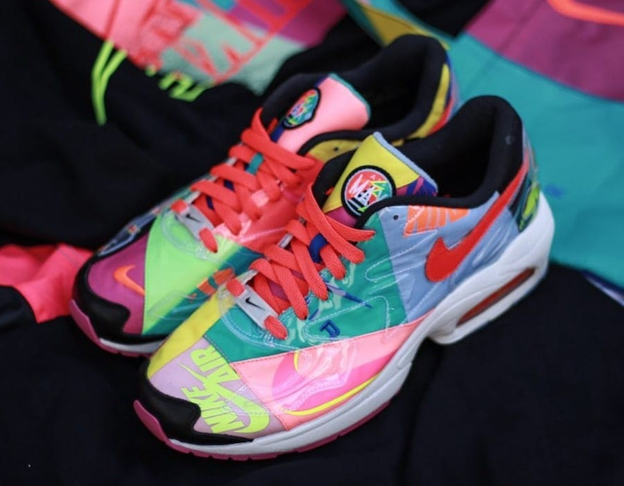 cc5ee2f929571 Atmos and Nike Gear Up for Another Release with the Air Max2 Light ...
