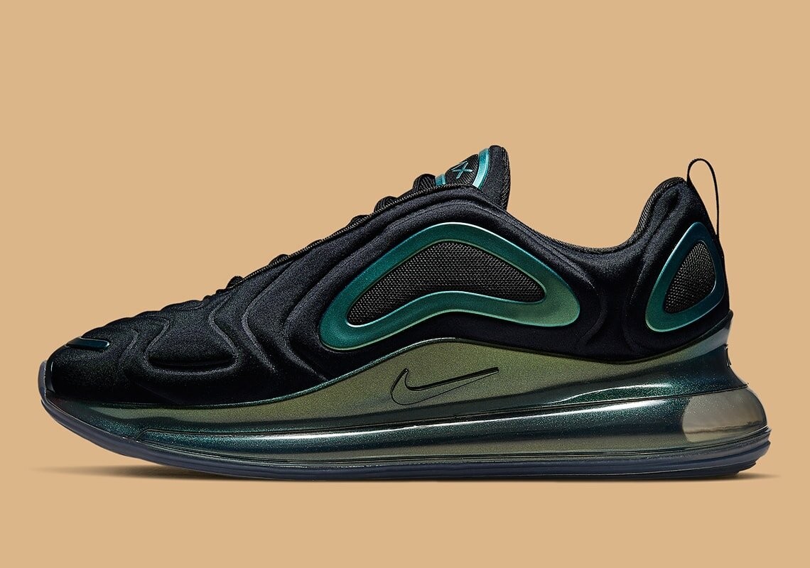 Release Date Details. Nike Air Max 720 (Greater China Exclusive) Color   Black Black-Metallic Silver Style Code  AO2924-010 ... 68dd94f66