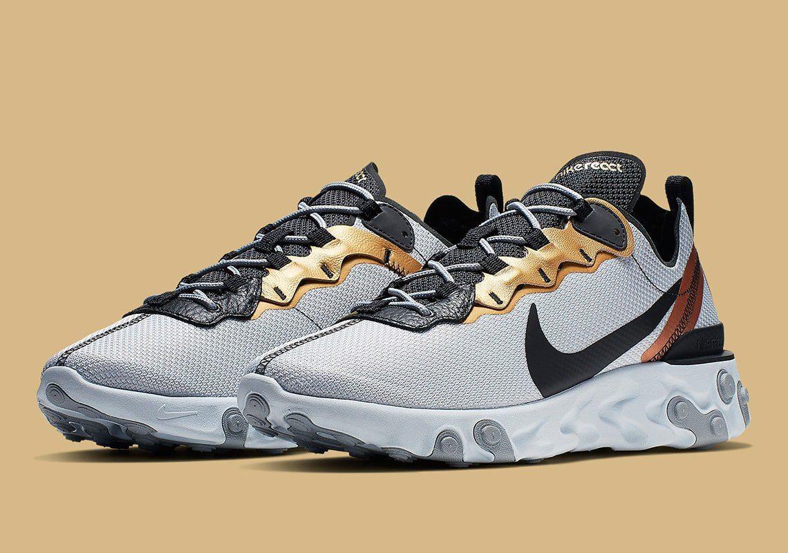 c89188a542a9d Nike s Element React family of footwear is killing it this year. Heralded  for their cutting edge combination of style and technology