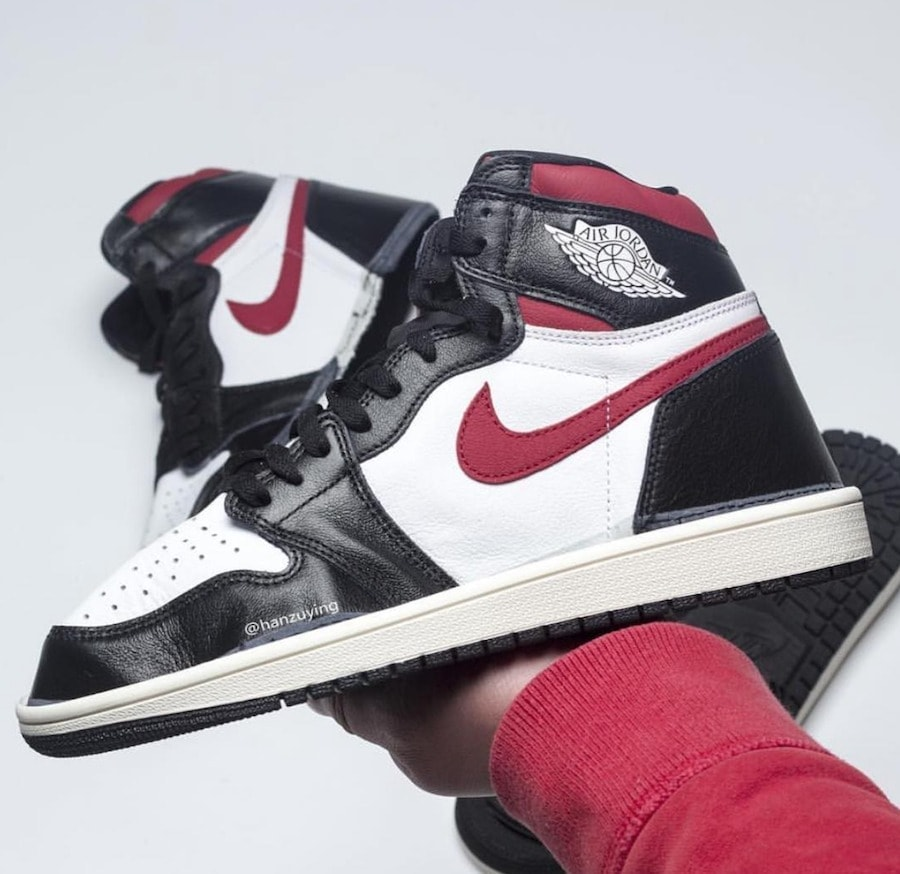 0bf03271b60a3e Release Date Details. Air Jordan 1 Retro High OG Color  Black White-Sail-Gym  Red Style Code  555088-061 ...