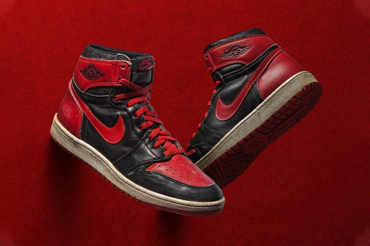 """34ecd045902248 An OG High Cut Air Jordan 1 """"Bred"""" Is Speculated To Release This Upcoming  Black Friday"""