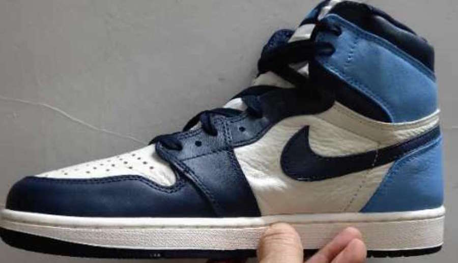 775d0dd1f763be First Look At The Air Jordan 1 Retro High OG