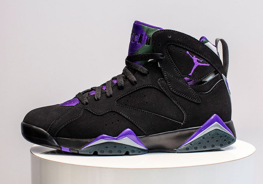 Jordan Brand Honors the 1996 Draft with the Air Jordan 7