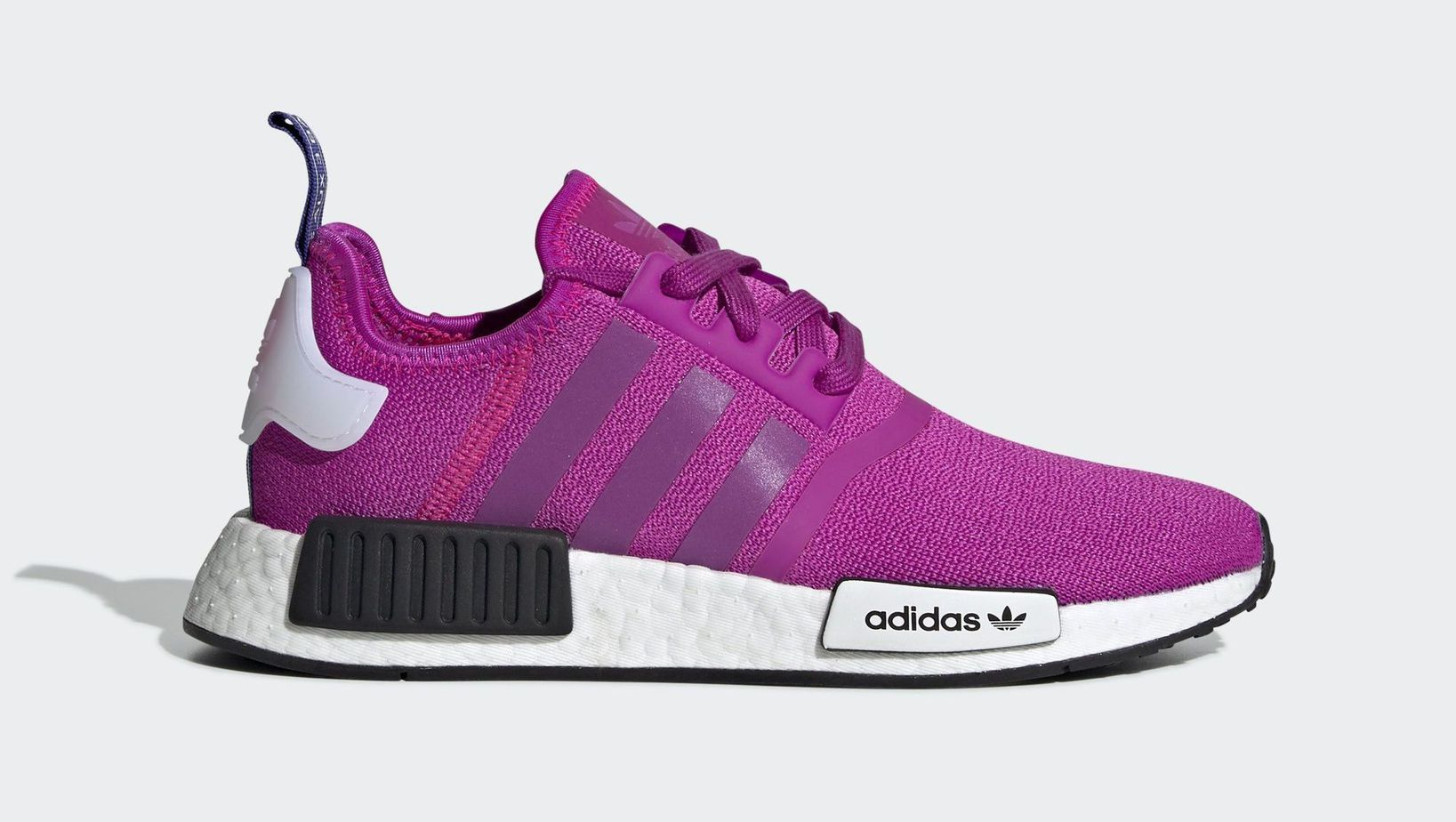 "9344e3f75 adidas W NMD R1 ""Vivid Pink"" Vivid Pink Vivid Pink Shock Pink April 1"