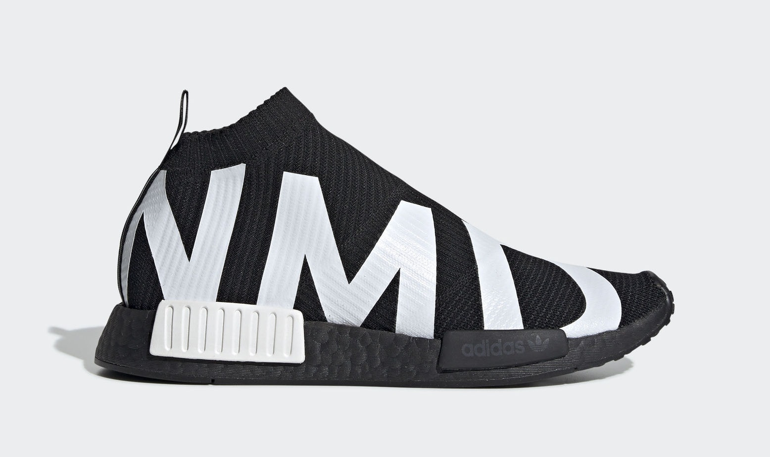 "finest selection f8c23 2cd14 adidas NMD CS1 PK Branding ""Black"" Core Black Core Black Cloud White May  18, 2019"