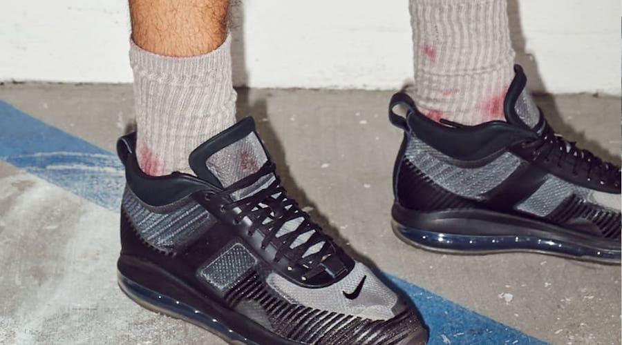 1ff7a2be678d John Elliott x Nike LeBron Icon 2019 First Look - JustFreshKicks