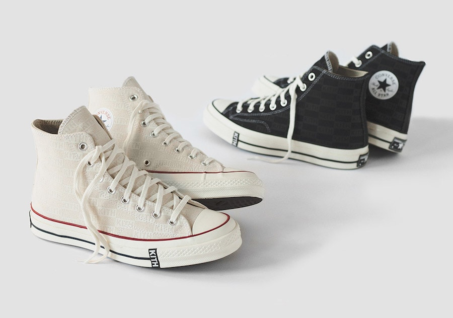 01a46d641d26 Ronnie Fieg Debuts Monogrammed Converse Chuck 70s in Tonal Colorways