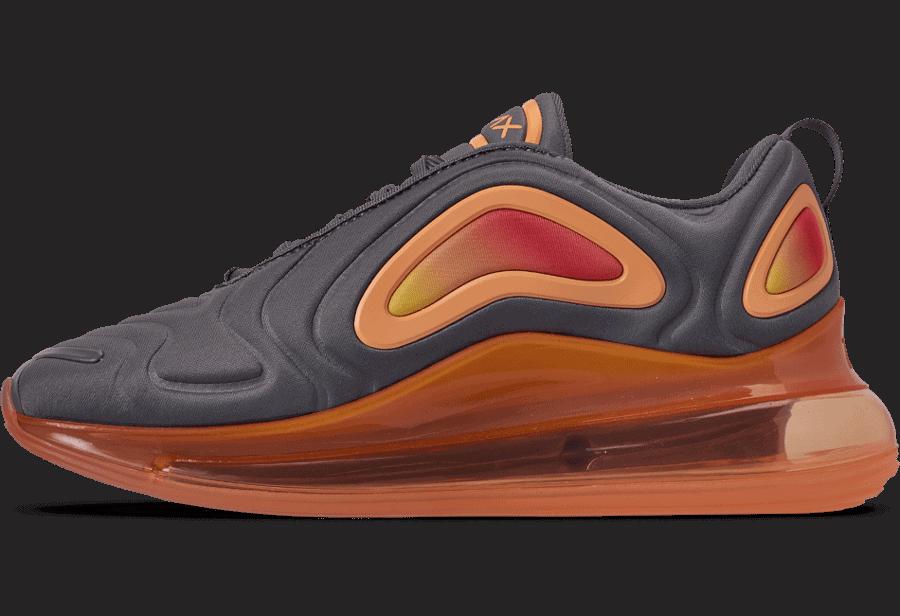 Botánico píldora Resistente  Nike Air Max 720 Unveiled in