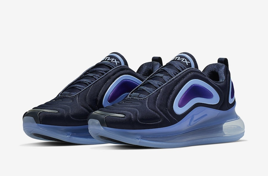 """los angeles f987a 2caaf Nike Air Max 720 Appears in """"Obsidian"""" Colorway"""