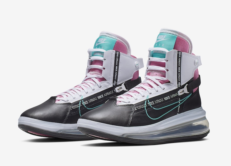 26b0f554452 Futuristic Nike Air Max 720 Saturn Revealed in New