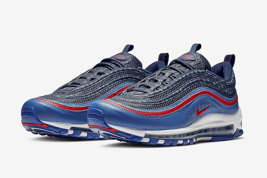 7161348b933a97 Nike Air Max 97 Celebrates America with a USA Themed Colorway ...