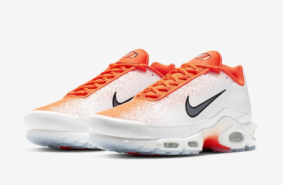 Nike Air Max Plus TN SE in Paint Speckled